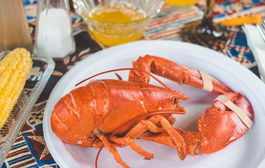 Thumb Lobster